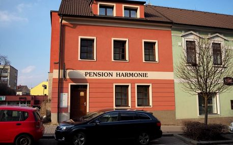 Kolín: Pension Harmonie