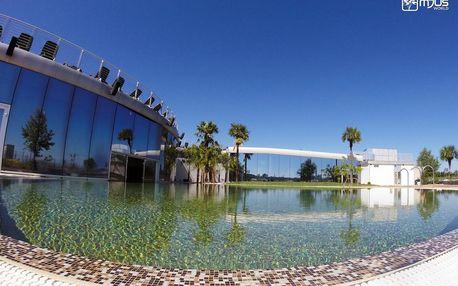 Maďarsko: MJUS World Resort & Thermal Park