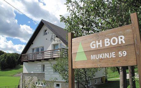 Plitvická jezera: Guesthouse Bor