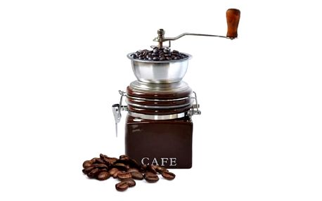 Kávomlýnek TORO porcelánový