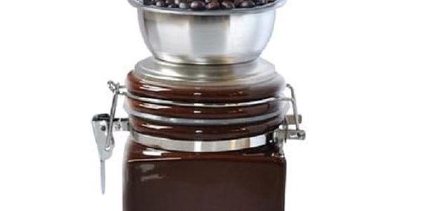 Kávomlýnek TORO porcelánový2