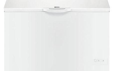 Mraznička Zanussi ZFC25401WA bílá