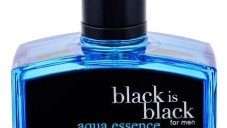 Nuparfums Black is Black Aqua Essence 100 ml toaletní voda pro muže