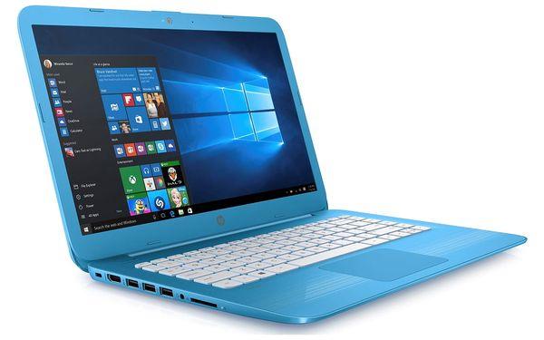 Notebook HP Stream 14-ax001nc (X9W71EA#BCM) modrý Software F-Secure SAFE, 3 zařízení / 6 měsíců v hodnotě 979 Kč5
