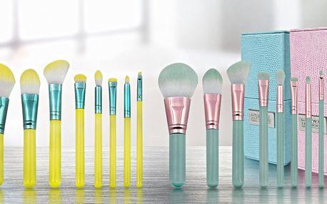Kosmetické štětce v několika variantách