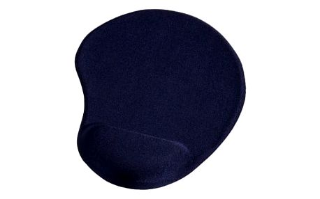 Podložka pod myš Hama Ergonomická gelová modrá (54778)