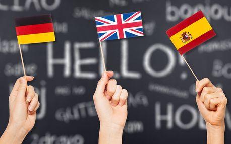 Španělština, němčina i angličtina pro začátečníky