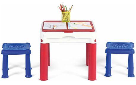 Keter CONSTRUCTABLE 41462 Universální dětský hrací stoleček