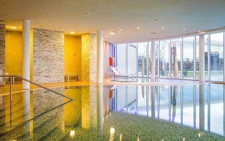 Maďarsko: MJUS World Resort & Thermal Park **** s vlastními lázněmi, bazény a saunovým světem + polopenze