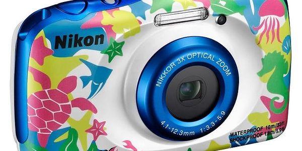Digitální fotoaparát Nikon W100 BACKPACK KIT (VQA014K001)3