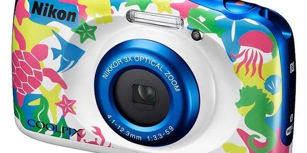 Digitální fotoaparát Nikon W100 BACKPACK KIT (VQA014K001)4