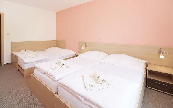 Dvoulůžkový pokoj s manželskou postelí2