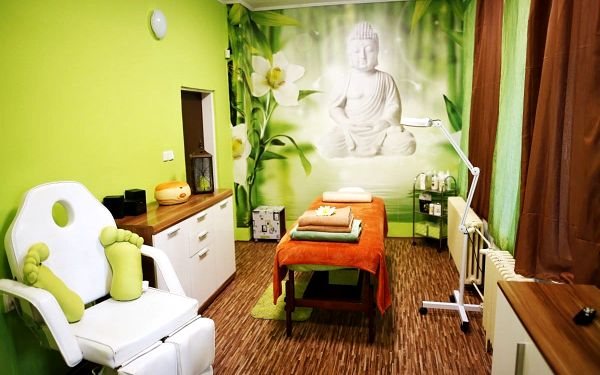 Dokonalá relaxace: 60minutová celotělová čínská energetická masáž2