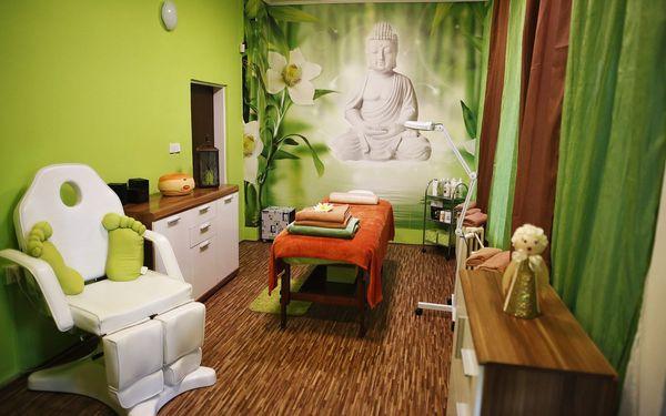 Dokonalá relaxace: 60minutová celotělová čínská energetická masáž4