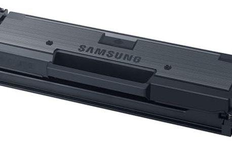 Toner Samsung MLT-D111S 1K stran (SU810A) černý