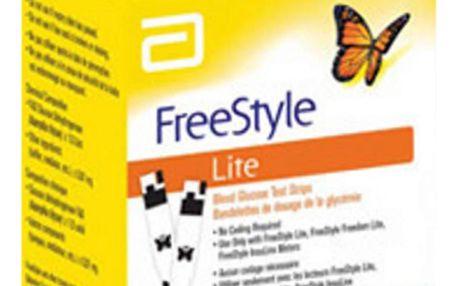 FREESTYLE Diagnostické proužky 100 kusů