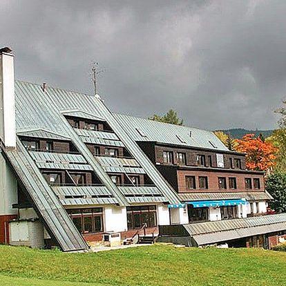 Aktivní dovolená v Harrachově včetně polopenze