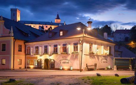 Jižní Čechy: Hotel u Martina