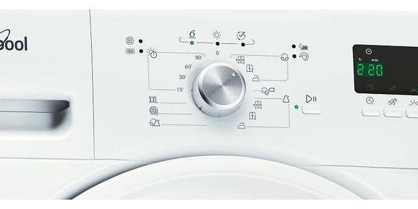 Sušička prádla Whirlpool DDLX 80110 bílá + dárek Výherní poukázka + DOPRAVA ZDARMA2