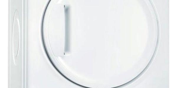 Sušička prádla Whirlpool DDLX 80110 bílá + dárek Výherní poukázka + DOPRAVA ZDARMA
