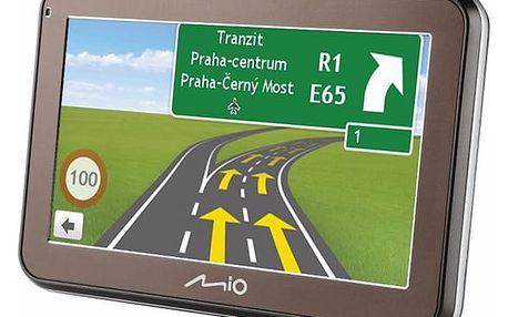 Navigační systém GPS Mio Spirit 5400 Full Europe Lifetime černá (5413N5020005 )