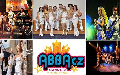 Koncert ABBA revival v Hotelu International**** - 11. 11. 2018