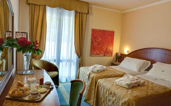 Itálie - Benátsko, luxus pro dva na 6 dní v hotelu**** vč. polopenze, neom. wellness, šnorchlování. Platnost 1 rok2