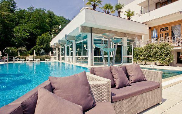 Itálie - Benátsko, luxus pro dva na 6 dní v hotelu**** vč. polopenze, neom. wellness, šnorchlování. Platnost 1 rok3