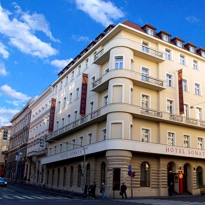 Praha a okolí: EA Hotel Sonata