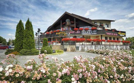 Beskydy - Valašsko: Hotel Eroplán****