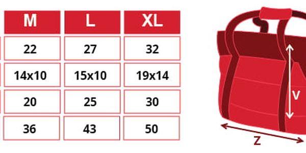 Luxusní cestovní taška z eko kůže pro psy i kočky: 3 velikosti a 5 barev4