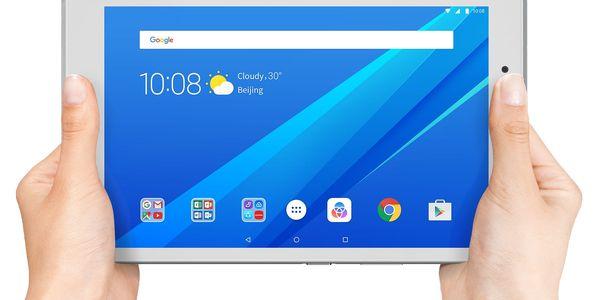 """Dotykový tablet Lenovo TAB4 8"""" LTE (ZA2D0004CZ) bílý SIM karta T-Mobile 200Kč Twist Online Internet v hodnotě 200 Kč5"""