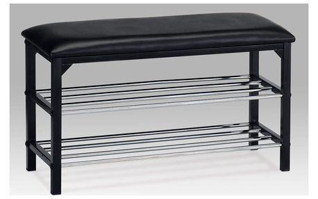 Botník / taburet 83168-13 BK Autronic