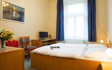 Moderní ubytování se snídaní v Havlíčkově Brodě