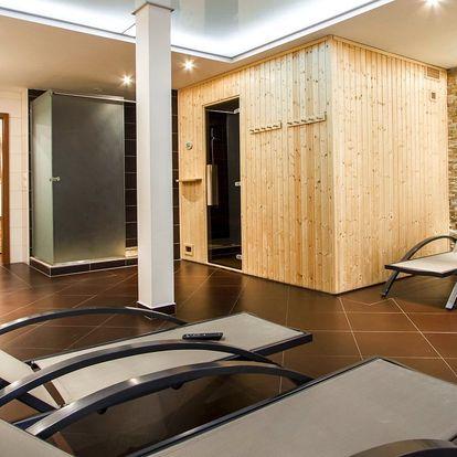 Pobyt ve 4* hotelu: polopenze, sauna a bazén