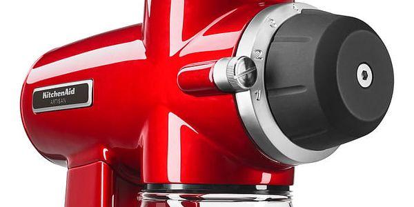 Kávomlýnek KitchenAid Artisan 5KCG0702EER červený3