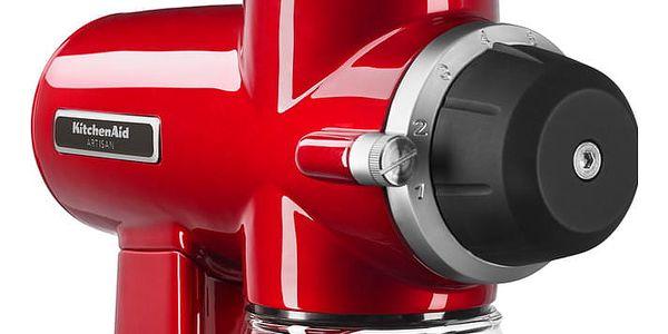 Kávomlýnek KitchenAid Artisan 5KCG0702EER červený5