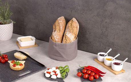 Košík na chléb nebo pečivo - Ø20x12 cm, ZELLER