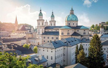 Austria, Germany - Salzburg, Bavaria na 2 dny, snídaně s dopravou autobusem