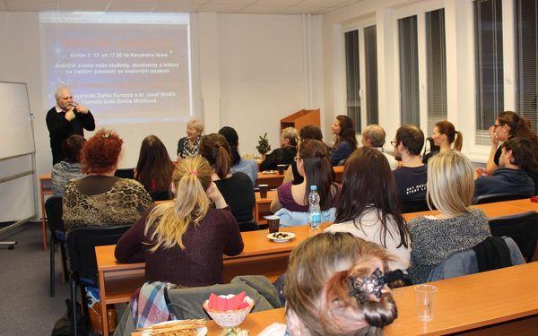 Kurz znakového jazyka s akreditací MŠMT: 80 vyučovacích hodin a osvědčení4