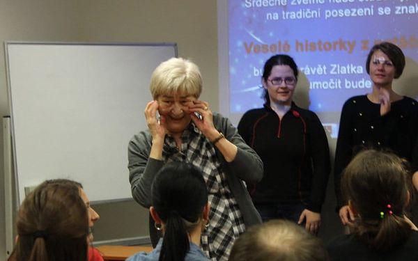 Kurz znakového jazyka s akreditací MŠMT: 80 vyučovacích hodin a osvědčení5