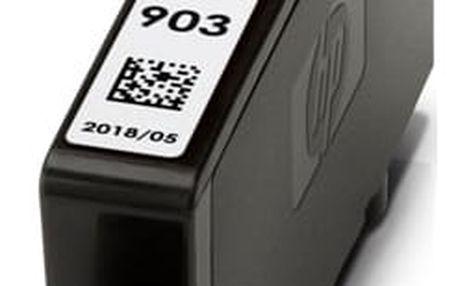 Inkoustová náplň HP 903, 315 stran (T6L95AE) žlutá