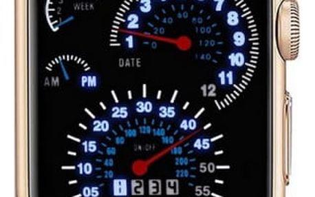 Binární hodinky