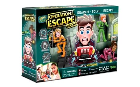 Úniková hra Escape Room Junior