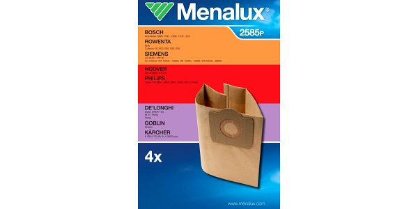 Sáčky do vysavače Menalux CS043