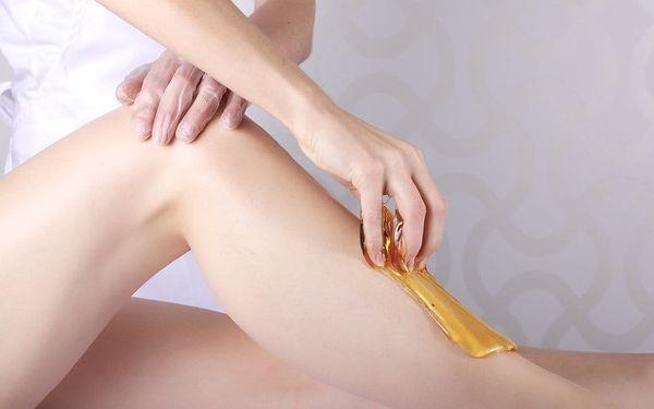 Brazilská depilace cukrovou pastou vč. depilace třísel a podpaží pro ženy4