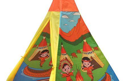 ACRA Dětský indiánský stan - teepee