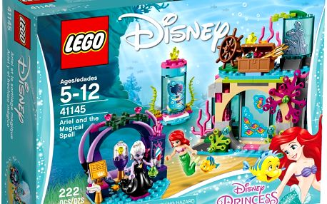 LEGO® Disney Princess 41145 Ariel a magické zaklínadlo