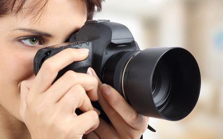 Fotokurzy: základy focení i portrét a glamour