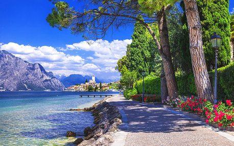4denní výlet do Benátek, Verony a k jezeru Lago di Gardo